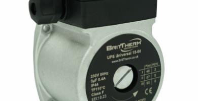 BritTherm Universal circulating pump head