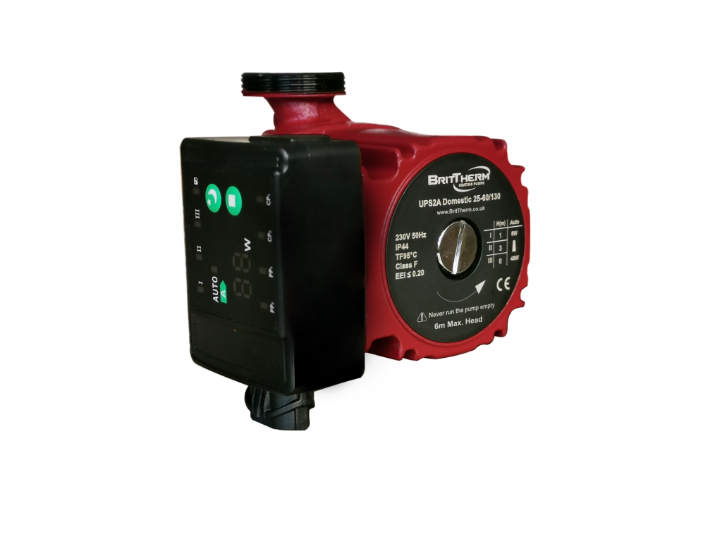 Brittherm UPSA2 Domestic Pump